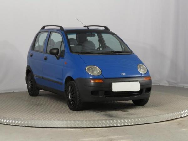 A járművek fejlődése és a Daewoo